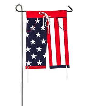 Evergreen | Summer Splendor Outdoor Flag
