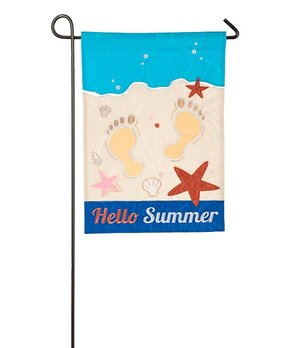 Evergreen | Portly Birds Outdoor Flag