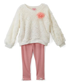 6ed38fb3693c2 Leggings & Sweaters: Baby to Big Girl | Zulily