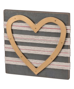 Primitives by Kathy | 'Love' String Art Box Sign