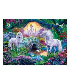 Eurographics | Unicorns in Fairy Land 500-Piece Puzzle