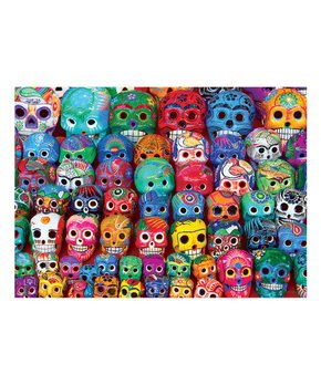 Eurographics | Traditional Mexican Skulls 1,000-Piece Puzzle