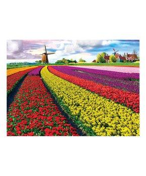 Eurographics | Tulip Fields Netherlands 1,000-Piece Puzzle