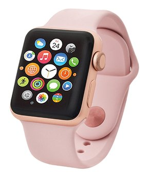 Apple | Black 42-mm Refurbished GPS Only Apple Watch Series 3