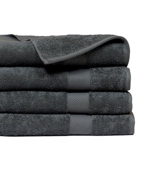 Daniel's Bath & Beyond | Luxury Black Bath Mat Set