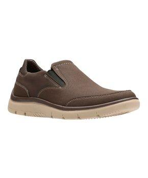 Brown Tunsil Step Loafer - Men