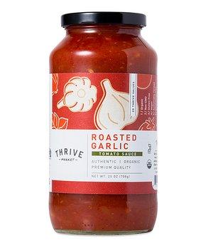 Thrive Market   25-Oz. Organic Roasted Garlic Pasta Sauce