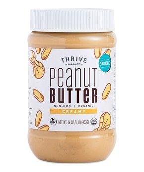 Thrive Market   16-Oz. Organic Creamy Peanut Butter