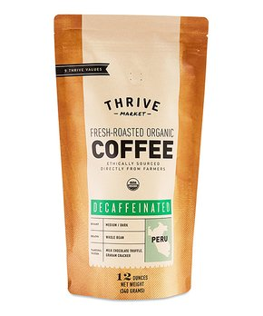 Thrive Market | 12-Oz. Organic Whole Bean Uganda Coffee
