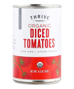 Thrive Market | 14.5-Oz. Organic Diced Tomatoes
