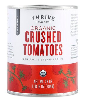 Thrive Market | 28-Oz. Organic Crushed Tomatoes