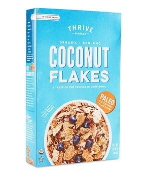 Thrive Market | 10.58-Oz. Coconut Flakes Cereal