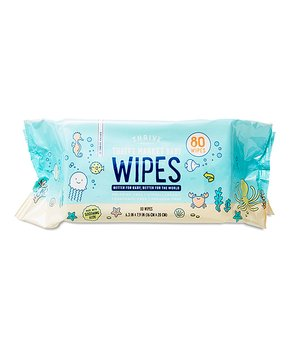 Thrive Market   80-Ct. Baby Wipes