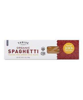 Thrive Market   16-Oz. Organic Brown Rice Spaghetti