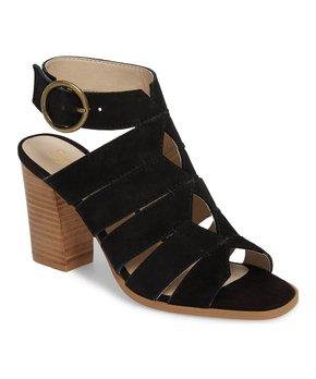 3450eda30b9 black kati suede sandal 290809 57064088.html