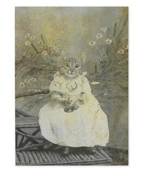 Antique Pet Photos | Moon Bear Photographic Print
