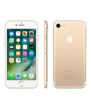 Apple | Refurbished Gold 128-GB GSM Unlocked iPhone 7