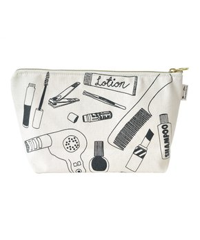 MAPTOTE | Natural Makeup Pouch