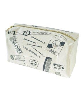 MAPTOTE | Natural Toiletries-Print Dopp Kit