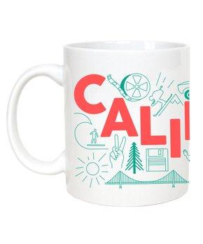 MAPTOTE | 'California' Mug