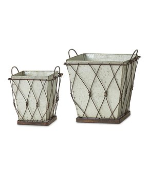 Melrose | Rope-Wrapped Lantern