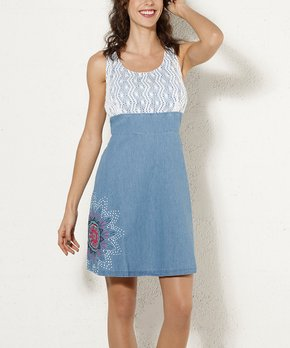 f9995a45eee denim dress