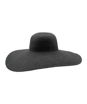 The Hatter | Black Floppy Sunhat