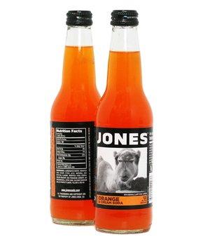 Jones Soda | Jones Orange & Cream Cane Sugar Soda - Set of Six