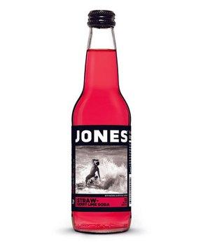 Jones Soda | Jones Strawberry Lime Cane Sugar Soda - Set of Six