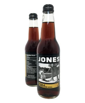 Jones Soda | Jones Cane Sugar Cola - Set of Six
