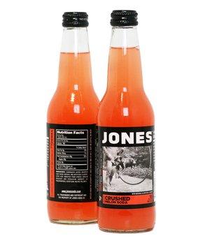 Jones Soda | Jones Crushed Melon Cane Sugar Soda - Set of Six