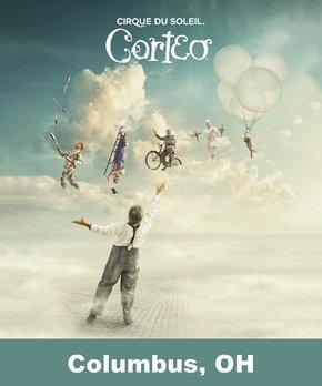 CORTEO by Cirque du Soleil in Columbus, OH