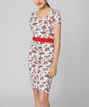 ca91b73b BRC Moda | Khaki Ruffle Cold-Shoulder Dress - Women · all gone