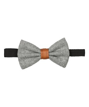 fa4dc0d78ccc all gone. Gentlemen's Hardware | Gray Wool Bow Tie