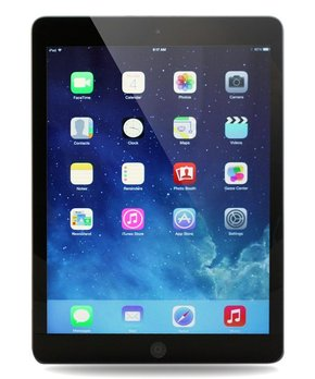 Apple | Refurbished Space Gray 64-GB Wi-Fi + Cellular iPad Air 2