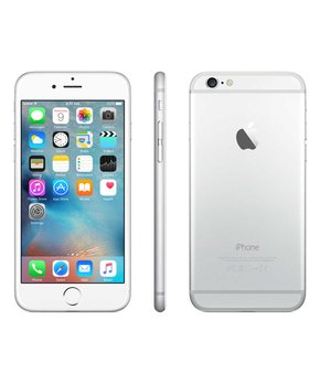 Apple | Refurbished Space Gray 128-GB GSM Unlocked iPhone 6s Plus