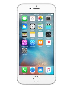 Apple | Refurbished Silver 128-GB GSM Unlocked iPhone 6s Plus