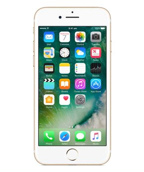 Apple | Refurbished Rose Gold 128-GB GSM Unlocked iPhone 7 Plus