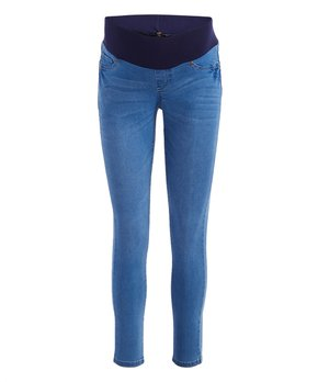 8eb40dfeacf86 Denim & Tees for the Cool Mom-To-Be | Zulily