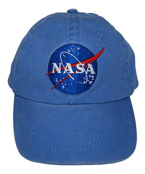 Blue NASA Baseball Caps 2dfe31155f72