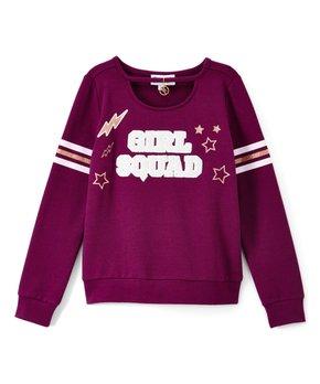 e874184b7 girls' sweatshirts and hoodies | Zulily