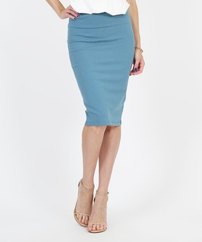 98dec7028c83b8 Smart in Pencil Skirts: Plus Too | Zulily