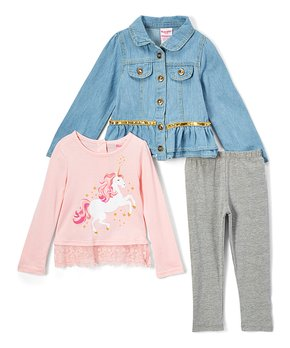 7d87e4a79 Girls  Denim Jean Jackets at Up to 70% Off