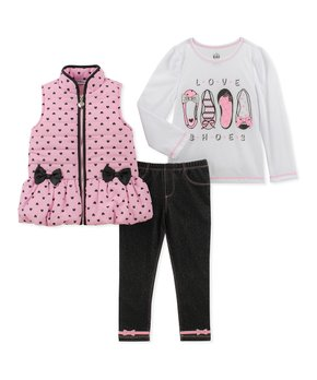 e879acfe655ab2 girls' outerwear vests | Zulily