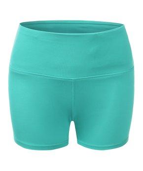 bb8f35e4f5 Yoga Ruru | Coral Tummy-Control High-Waist Running Shorts - Women & P… all  gone