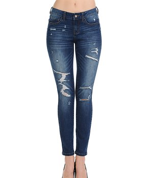 c850d9df4b0 ultra dark ideal ankle skinny jeans women 56325 3773202.html