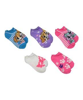 144fb2f39 ... Five-Pair No-Show Socks Set - Kids. shop now. only 4 left