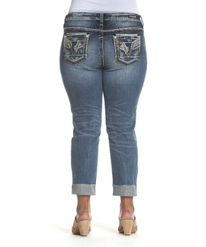 5e85c21c21 Dark Wash Dublin Skinny Jeans - Plus · Light Wash Dublin Bermuda ...