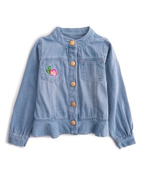 fda02bc7d Girls  Denim Jean Jackets at Up to 70% Off