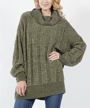 5dd0e0417 Cable-Knit Velvet Sweaters